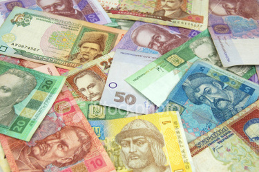 hryvnia notes